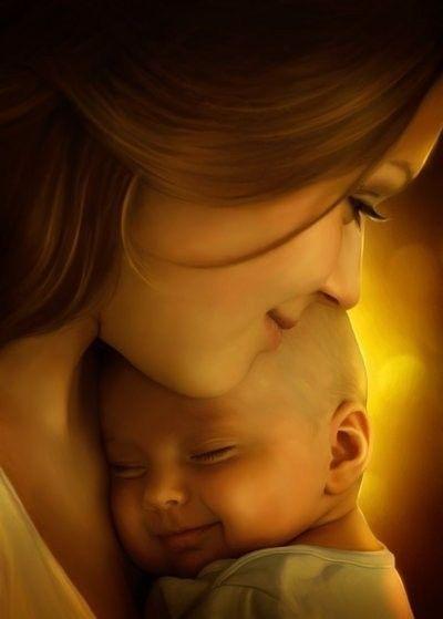 Michel blogue les pleurs de tous les bébés du monde avec la réaction de Louise Cardin/+/Éliane Bf342deb