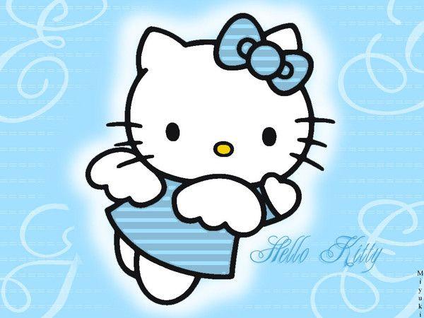 """Résultat de recherche d'images pour """"hello kitty bleu"""""""